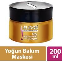 Elidor Saç Bakım Maskesi Saç Dökülmelere Karşı Çözüm 200 ml
