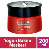 Elidor Maske Renk Koruyucu Canlandırıcı Yoğun Bakım 200 Ml