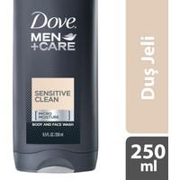 Dove Men Duş Jeli Sensitive 250 Ml