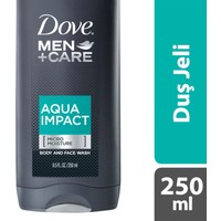 Dove Men Duş Jeli Aqua Impact 250 ml