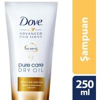 Dove Advanced Haır Serıes Şampuan Pure Care Dry Oıl 250 ml