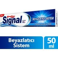 Signal Diş Macunu Beyazlatıcı Sistem 50 ml