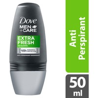 Dove Men Deodorant Roll On Extra Fresh 50 ml