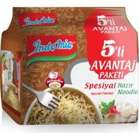 İndomie 5'li Spesyal Hazır Noodle