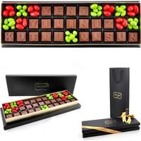 Hacı Şerif Yeni Yılınız Kutlu Olsun Harf Çikolata