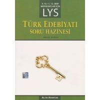 Altın Anahtar Yayınları 9-10-11-12. Sınıf Lys Türk Edebiyatı Soru Hazinesi