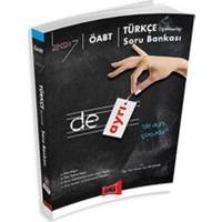 Yargı Yayınevi Öabt De Ayrı Türkçe Öğretmenliği Soru Bankası 2017