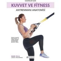 Kadınlar İçin Kuvvet Ve Fitness - Mark Vella