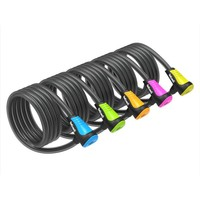 Onguard 8163 Neon Anahtarlı Kilit 12X1200 mm