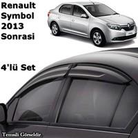 Kgn Cam Rüzgarlığı Mugen Renault Clio Symbol 2013