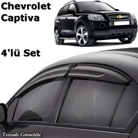 Kgn Cam Rüzgarlığı Mugen Chevrolet Captiva