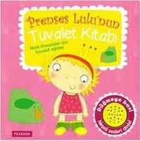 Pearson Prenses Lulu Nun Tuvalet Kitabı