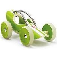 Hape E-Racer Yeşil Araba