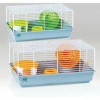 Fop Zoe Beyaz Hamster Kafesi 45X27x20 Cm 7912