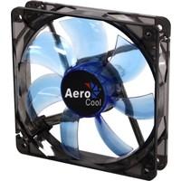 """Aerocool """"Lightning"""" 12cm Mavi Ledli Sessiz Kasa Fanı(AE-CFLG120BL)"""