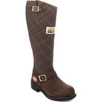 Harley Davidson Laconia Kadın Kahverengi Çizme (025G0074-D04)