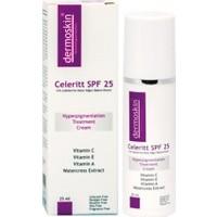 Dermoskin Celeritt Spf 25 Cilt Lekelerine Karşı Yoğun Bakım Kremi Avantajlı Paket