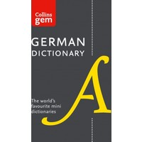 Collins Gem German Dictionary (12Th Ed)