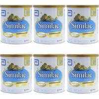 Similac 1 Bebek Sütü 360 gr - 6'lı