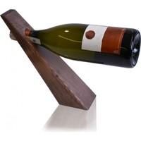 Purupa Ahşap Modern Şarap Standı Şaraplık