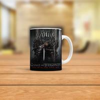 KFBimilyon Game Of Thrones Eddard Stark Baskılı Kupa Bardak