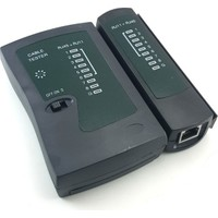 Electroon Rj45 Rj11 Network Kablo Test Cihazı