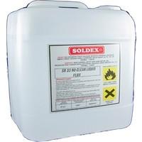 Soldex Sr33 Şeffaf Sıvı Likid Flux 5 Litre