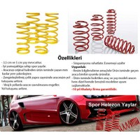 PEUGEOT 206 Spor Helezon Yay APEXİ 5 cm