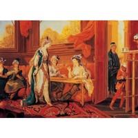 Educa Sultan'In Odalıklarının Kontrolü