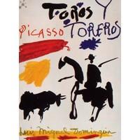 Art Stones Toros Y Toreros 1961 Picasso
