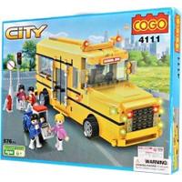Cogo Okul Otobüsü City Serisi