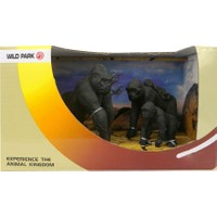 Wild Park Goril Ailesi