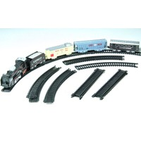 Vardem Oyuncak 19 Parça Pilli Tren Seti 6180