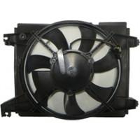 Ypc Hyundai Elantra- 98/01 Klima Fan Davlumbazı Komple Plastik (7Kanat)