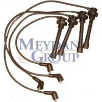 Ypc Mitsubishi Galant- 92/96 Buji Kablosu Takım (4G93) 1.8/2.0İ 16V Enjeksiyonlu (Yow Jung)