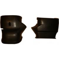 Ypc Toyota Hilux- Pick Up Ln145- 98/01 Direksiyon Alt/Üst Kapağı Set Siyah (Plastiği) (Famella)