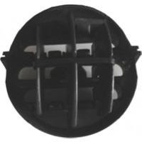 Ypc Renault Kangoo- Classic- 03/12 Ön Göğüs Orta Üfleme Peteği Siyah (R/L Aynı) (Adet)