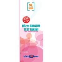 Ekstrem Yayınları 10.Sınıf Dil Ve Anlatım Çek Kopar Yaprak Test Takımı