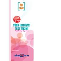 Ekstrem Yayınları 10.Sınıf Türk Edebiyatı Çek Kopar Yaprak Test Takımı