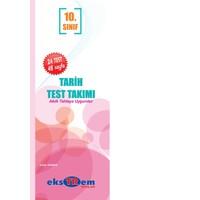 Ekstrem Yayınları 10.Sınıf Tarih Çek Kopar Yaprak Test Takımı