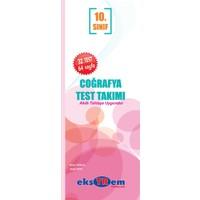 Ekstrem Yayınları 10.Sınıf Coğrafya Çek Kopar Yaprak Test Takımı