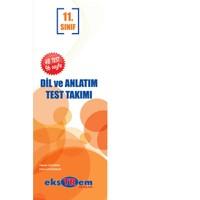 Ekstrem Yayınları 11.Sınıf Dil Ve Anlatım Çek Kopar Yaprak Test Takımı