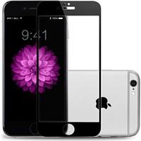 Letstur Renkli Ön-Arka Apple iPhone 6 Plus-6S Plus Temperli Cam Ekran Koruyucu Film