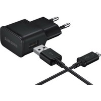 Letstur Samsung Micro USB Şarj Cihazı Siyah