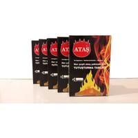 Ataş Kömür Tutuşturucu Tablet Çıra 5'li Paket