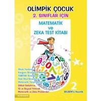 Altın Nokta Olimpik Çocuk 2. Sınıflar İçin Matematik Ve Zeka Test Kitabı