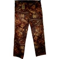Discovery Açık Meşe Desen Yazlık Pantolon