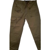 Discovery Yeşil Çok Cepli Pantolon