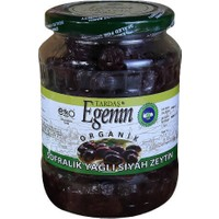 Tardaş Egenin Organik Siyah Zeytin - 420 Gr.