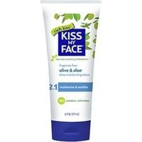Kiss My Face Zeytinyağı Ve Aloe Vera Özlü Nemlendirici Vücut Losyonu